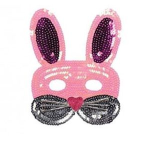Floss & Rock Sequin Mask