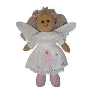 Powell Craft Handmade Rag Doll 20cm