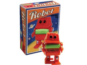House of Marbles Wind up Robot