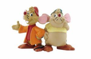 Bullyland Disney Cinderella's Gus and Jaq Mice