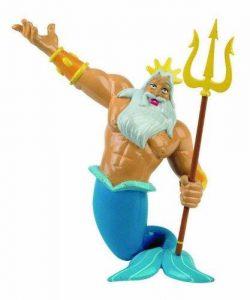 Bullyland Disney Little Mermaid Triton