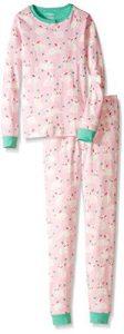 Hatley Pink Spring Bunnies Short Pyjamas
