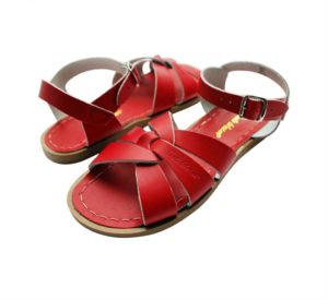 Salt Water Red Original Sandals