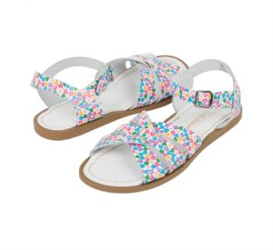 Salt Water Floral Original Premium Sandals
