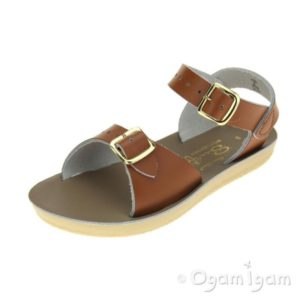 Salt Water Tan Surfer Sandals