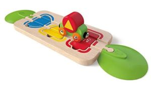 Hape Colour and Shape Sorting Track