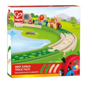Hape Deep Jungle Track Pack