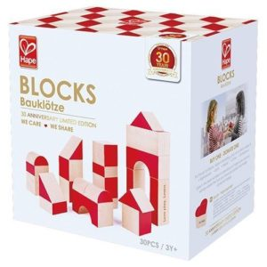 Hape 30th Anniversary Limited Edition Blocks
