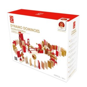 Hape 30th Anniversary Limited Edition Dynamo Dominoes