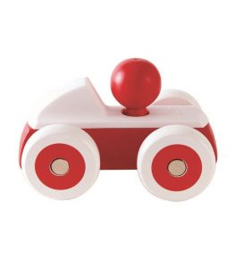 Hape Rolling Roadster Red