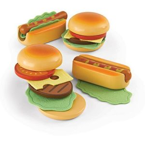 Hape Hamburgers and Hot Dogs