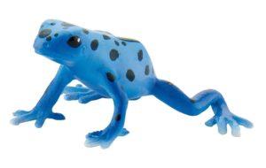 Bullyland Blue Poison Dart Frog