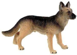 Bullyland Alsatian Dog