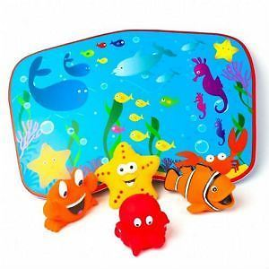Meadow Kids Under the Sea Play Scene with Squirters