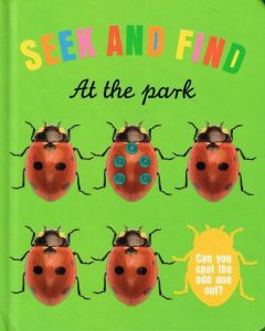 Seek and Find At the Park
