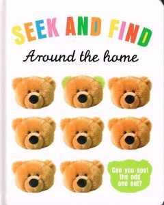 Seek and Find Around the Home