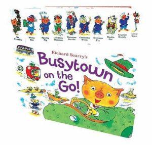 Richard Scarry's Busytown on the Go!