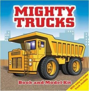 Mighty Trucks Book and Model Set
