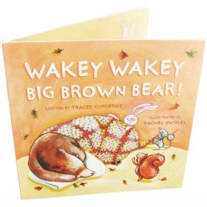 Wakey Wakey Big Brown Bear!