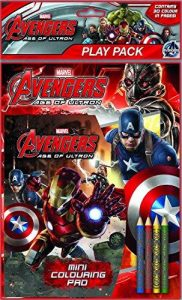 Marvel Avengers Age of Ultron Play Pack