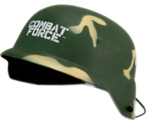 Jacksons Combat Force Army Helmet Hat