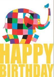 Hype Elmer 'Happy Birthday' Card