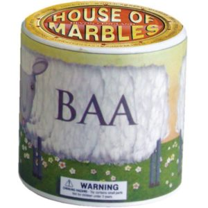 Barrel of Baa –  Sheep Farm Animal Noise Shaker