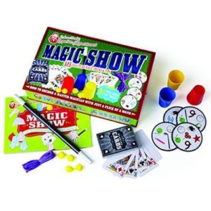 Professor Murphy's Magic Show 125 Easy to do Magic Tricks