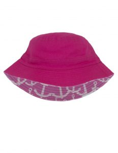 Hatley Sun Hat Scattered Anchors Small (2-4 yrs)