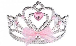 Floss & Rock Tiara with Pretty Bow and Gems