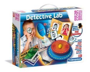 Clementoni Science Museum Detective Lab