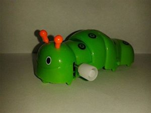 Z Wind Up Candy the Caterpillar