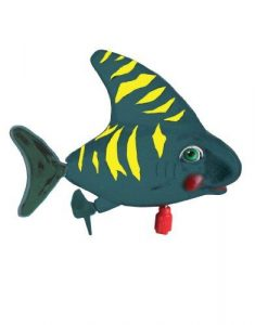 Wind Up Seymour Tiger Shark