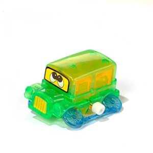Z Wind Up Percy the Car Z Wind Up Plastic Clockwork Retro Toy Brand New