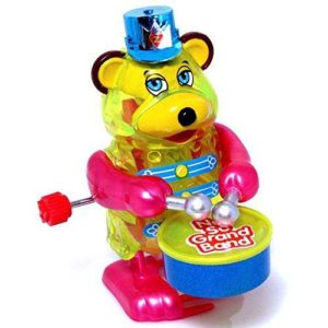 Z Wind Up Tom Tom Z Wind Up Plastic Clockwork Retro Toy Brand New
