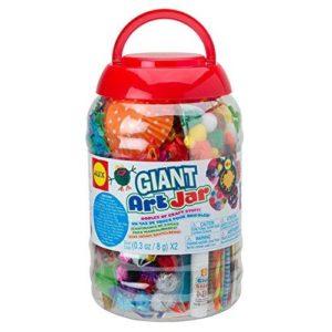 Alex Brands Giant Art Jar