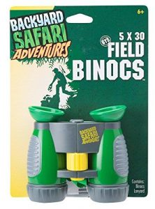 Backyard Safari Adventures Field Binoculars