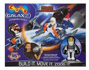 Zoob Galax-z Zoob Odyssey 45 piece building kit
