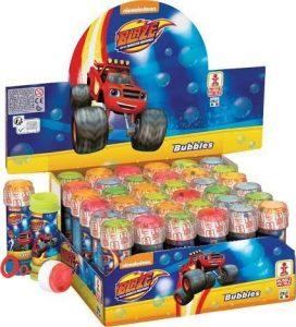Blaze and the Monster Machines Bubbles (One Tub)