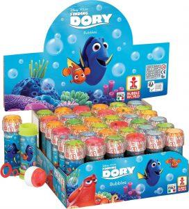 Disney Finding Dory Bubbles
