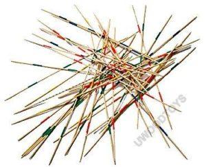 Ackerman Retro Pick Up Sticks