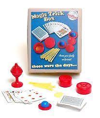 Ackerman Retro Magic Trick Box