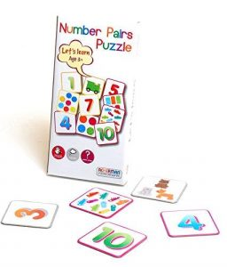 Ackerman Lets Learn Number Pairs Puzzle