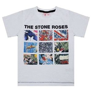 The Stone Roses Album artwork Amplified kids T Shirt