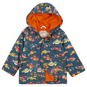 Hatley Demolition Derby Raincoat