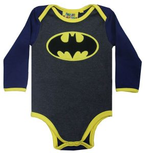 Fabric Flavours Batman Logo Body