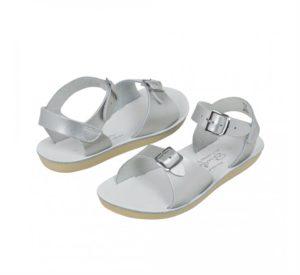 Salt Water Silver Surfer Premium Sandals