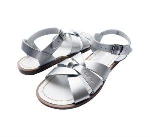 Salt Water Silver Original Premium Sandals