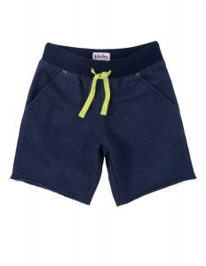 Hatley Navy French Terry Shorts