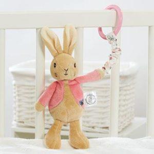 Rainbow Designs Flopsy Bunny Jiggle Attachable